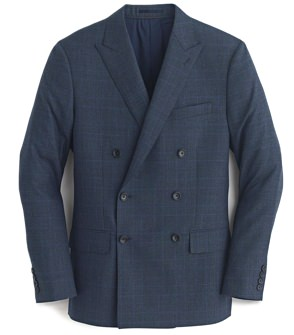 J.Crew Double-Breasted Jacket
