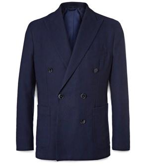 Hackett Double-Breasted Jacket