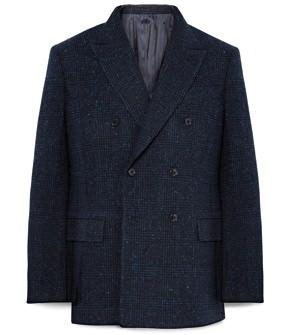 MP Massimo Piombo Double-Breasted Jacket