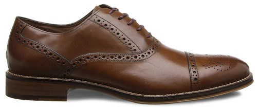 Johnston & Murphy Brogues
