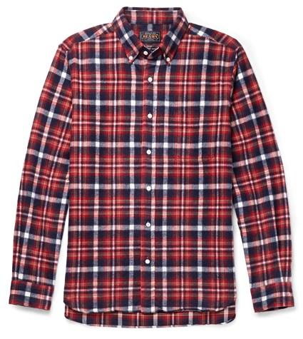 Beams Plus Flannel Shirt