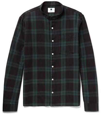 NN07 Flannel Shirt