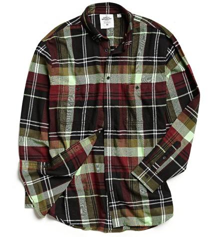 Cheap Monday Flannel Shirt