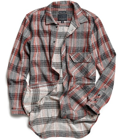Fried Rice Flannel Shirt