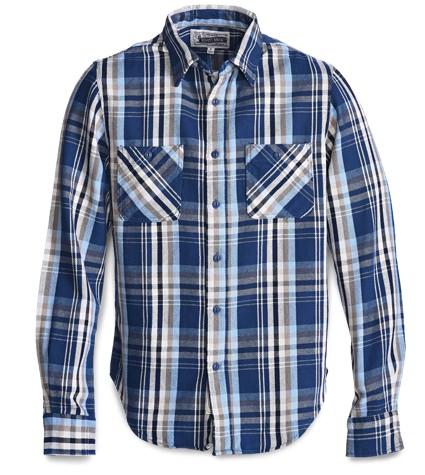 Schott NYC Flannel Shirt