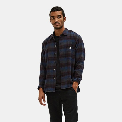 Tres Bien Flannel Shirt