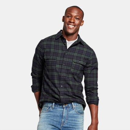 Goodfellow & Co. Flannel Shirt