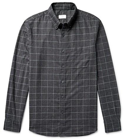 Club Monaco Flannel Shirt