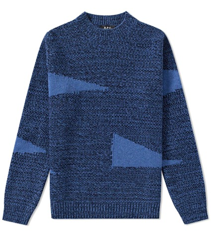 A.P.C. Graphic Sweater