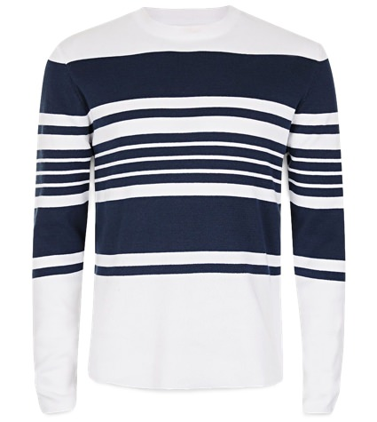 Topman Graphic Sweater