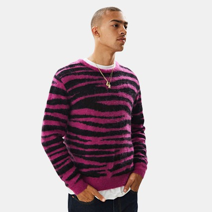 Stussy Graphic Sweater