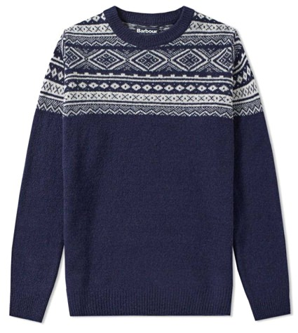 Barbour Graphic Sweater