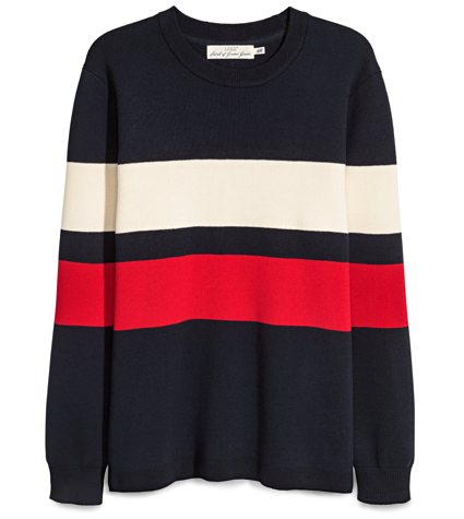 H&M Graphic Sweater
