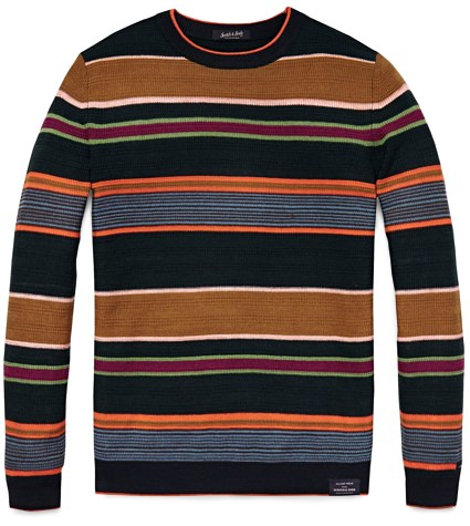 Scotch & Soda Graphic Sweater