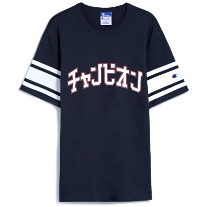 Beams x Champion Graphic T-Shirt