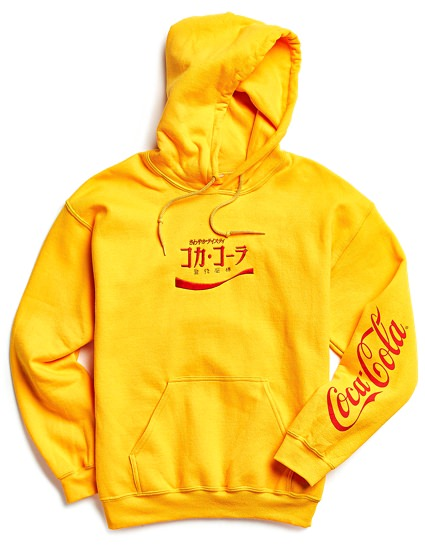 Coca-Cola Hoodie