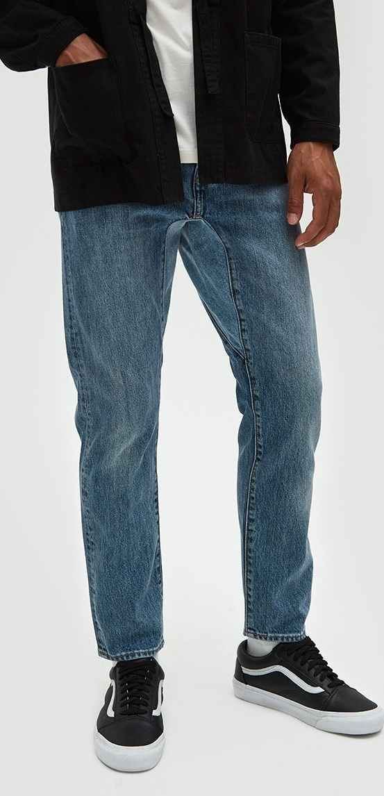 Levi's Washed Jeans