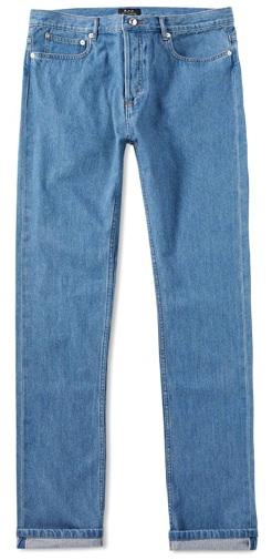 A.P.C. Washed Jeans