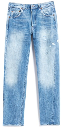 Levi's Vintage Clothing Washed Jeans