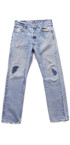 Atelier & Repairs Washed Jeans