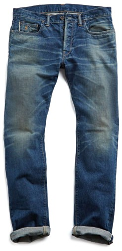 Todd Snyder Washed Jeans