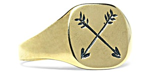 Miansai Men's Ring