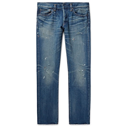 Simon Miller Lived-In Jeans
