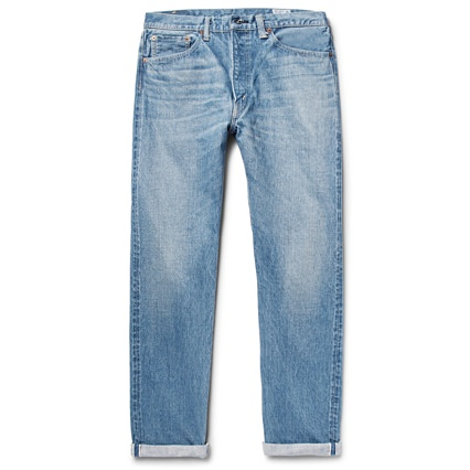 Orslow Lived-In Jeans