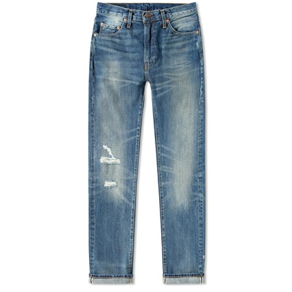 Levi's Vintage Clothing Lived-In Jeans