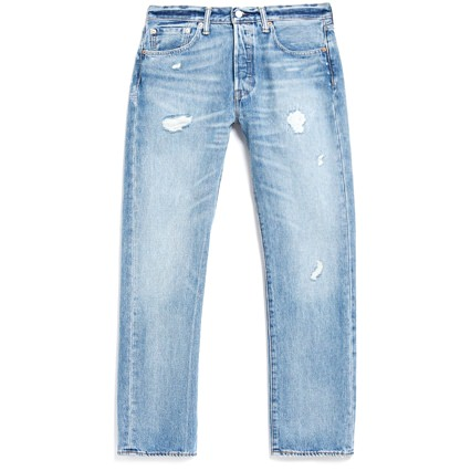 Levi's Lived-In Jeans