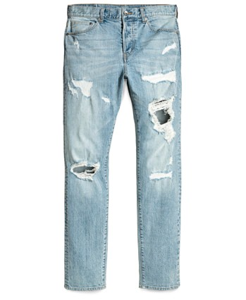 H&M Lived-In Jeans