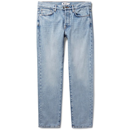 NN07 Lived-In Jeans