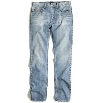 J.Crew Factory Lived-In Jeans