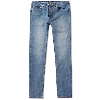 A.P.C. Lived-In Jeans