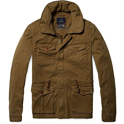 Scotch & Soda Field Jacket