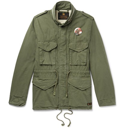 Neighborhood Field Jacket