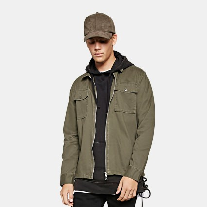 Forever 21 Field Jacket