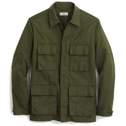 Wallace & Barnes Field Jacket