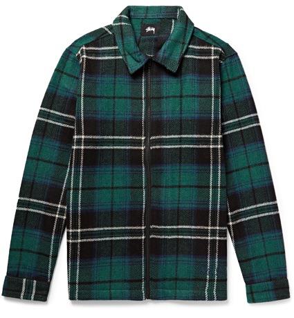 Stussy Shirt Jacket