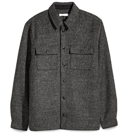 H&M Shirt Jacket