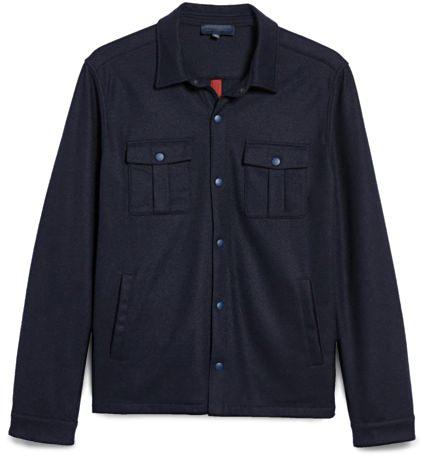 Zachary Prell Shirt Jacket