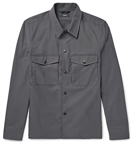 Theory Shirt Jacket