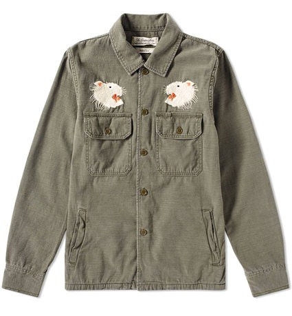 Remi Relief Shirt Jacket