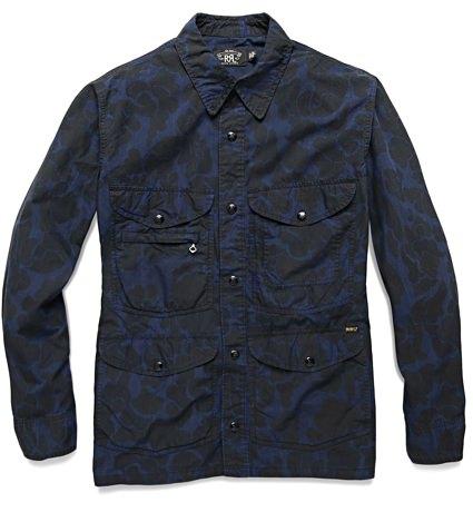 RRL Shirt Jacket