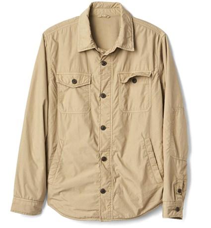 Gap Shirt Jacket