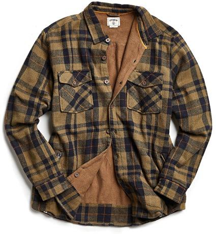 Captain Finn Shirt Jacket