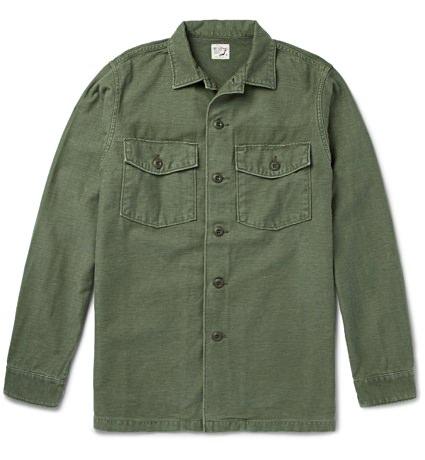 Orslow Shirt Jacket