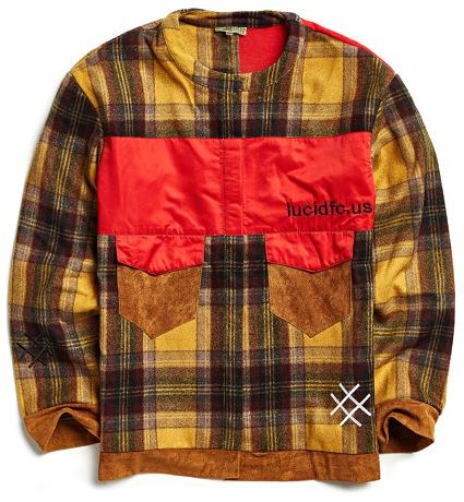 Lucid FC Shirt Jacket