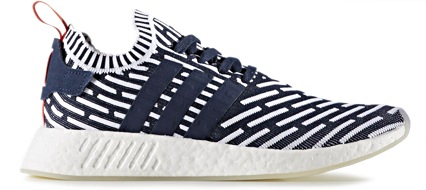 NMD_R2 Primeknit Sneaker by Adidas