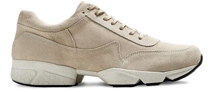 Sisley Suede Sneaker by Amb